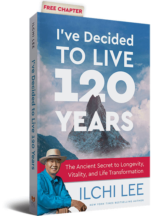 Ilchi Lee Book: I've Decided to Live 120 Years