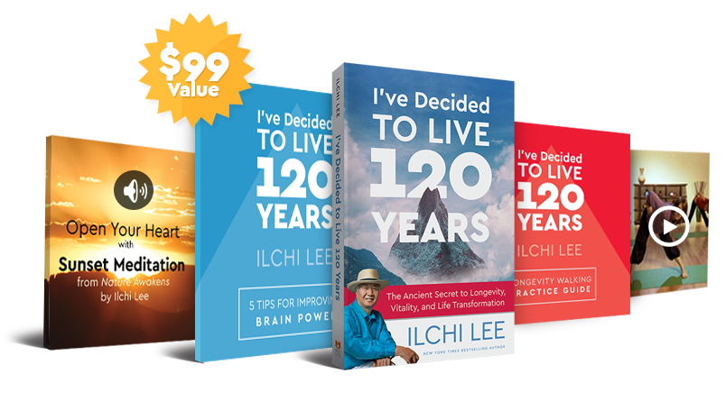 Ilchi Lee Books & Digital Bonus Offers