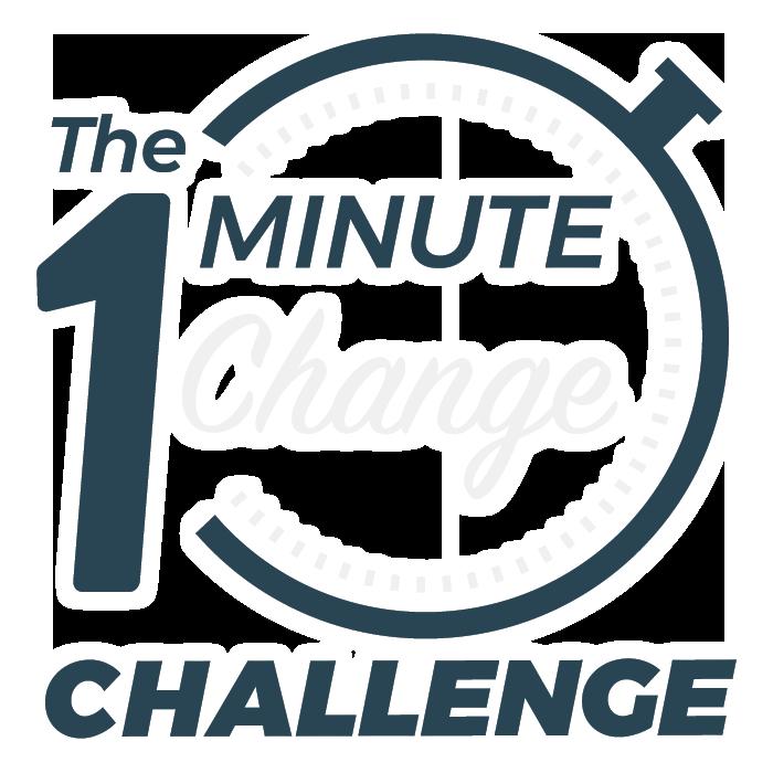 1 minute change