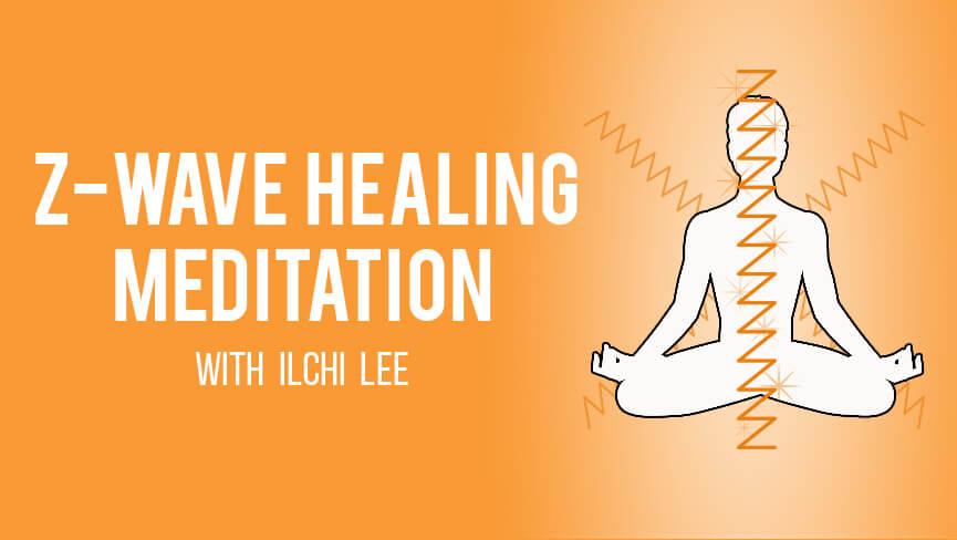 Ilchi Zwave Healing Meditation