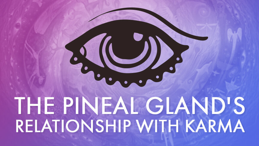 The Pineal Gland Relationship with Karma