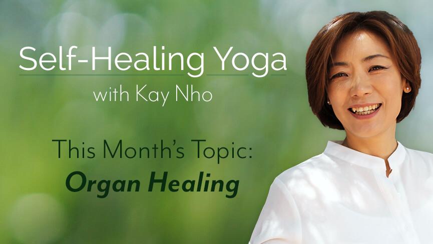 Self-Healing Yoga