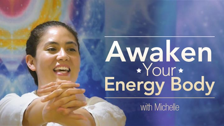 Awaken Your Energy Body with Michelle  with Michelle Gavin