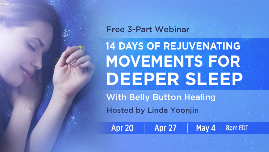 14 Days of Rejuvenating Movements for Deeper Sleep