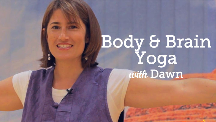 Body & Brain Yoga with Dawn  with Dawn Quaresima