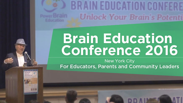 Brain Education Conference 2016  with Ilchi Lee, Dave Beal