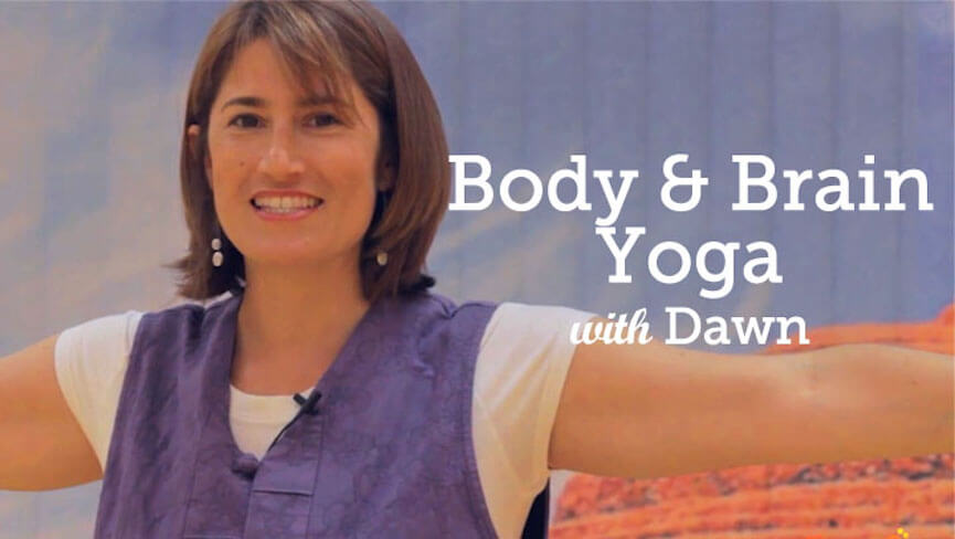 1 Hour Body & Brain Yoga with Dawn