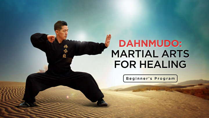 DahnMuDo Beginner Program  with Soo Ahm Lee