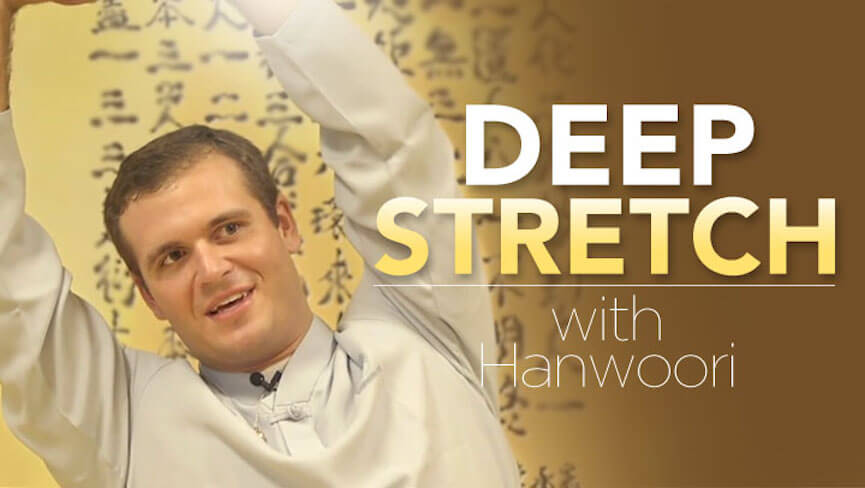 Deep Stretch with Hanwoori