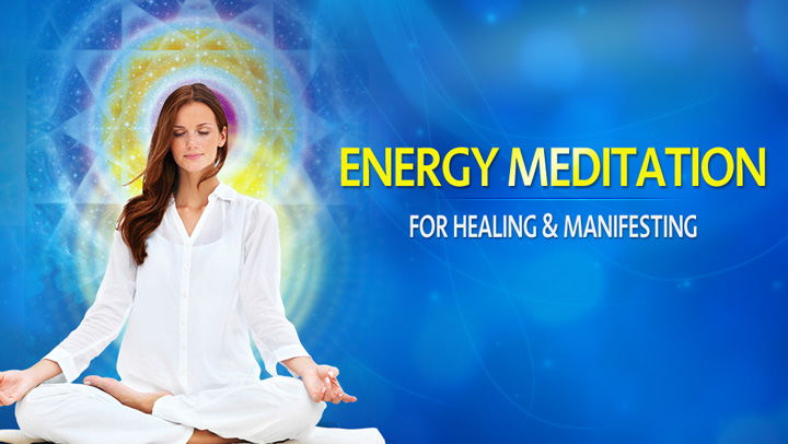Energy Meditation for Healing and Manifesting  with Ilchi Lee