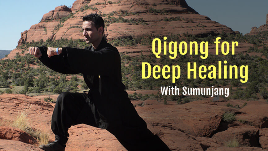 Qigong for Deep Healing with Sumunjang