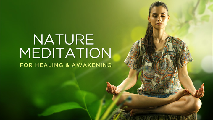 Nature Meditation for Healing & Awakening  with Ilchi Lee