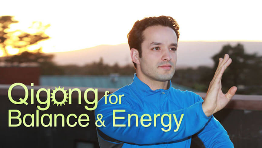 Qigong for Balance and Energy