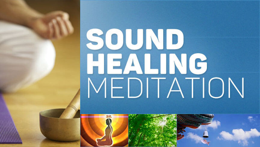 Sound Healing Meditation  with Ilchi Lee