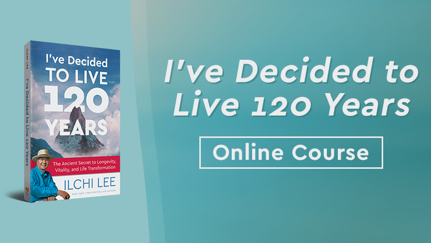 I've Decided to Live 120 Years - Online Course
