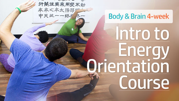 Body & Brain 4-week: Intro to Energy Orientation  with