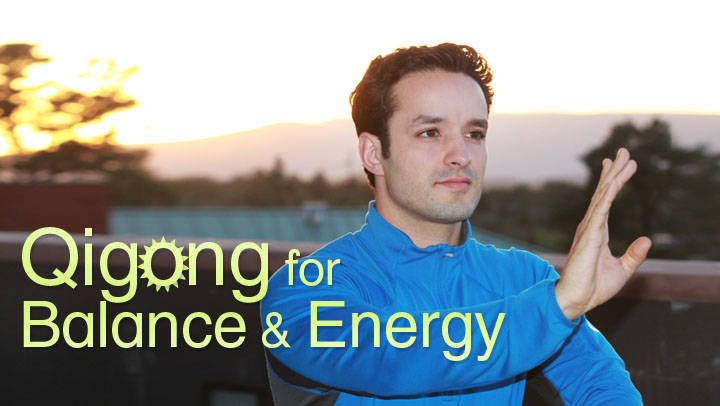 Qigong for Balance and Energy  with Michael Munson