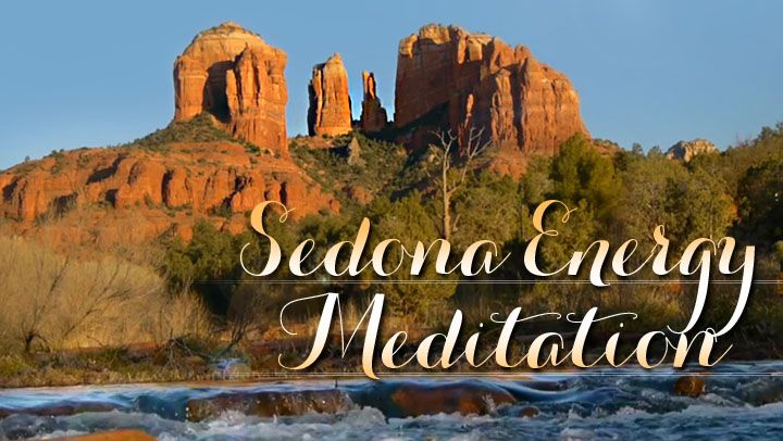 Sedona Energy Meditation  with Ilchi Lee