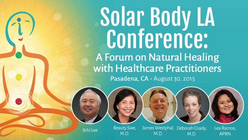 Ilchi Lee's Natural Healing Conference