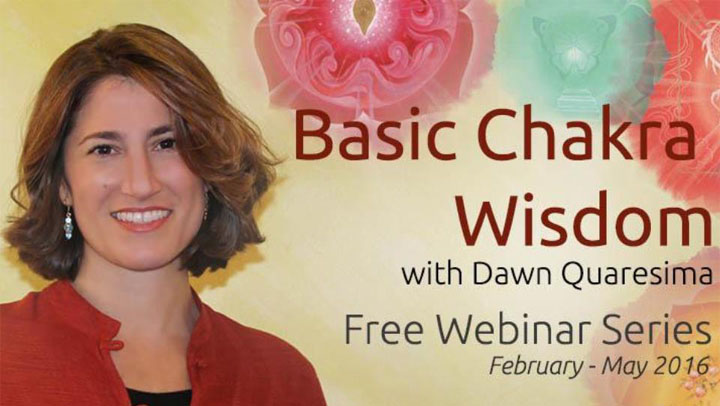 Basic Chakra Wisdom   - Building & Repairing Meaningful Relationships Through Chakras 4 & 5