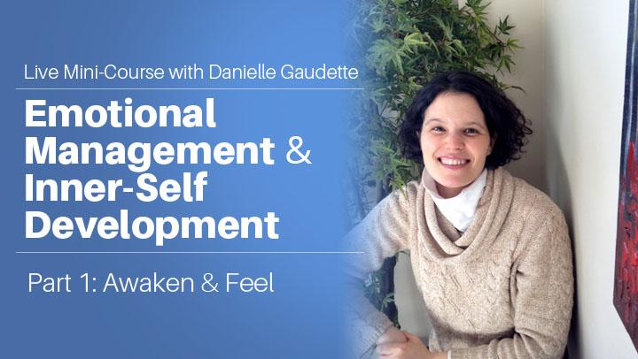 Emotional Management & Inner-Self Development feat. Belly Button Healing  Part 1/5: Awaken & Feel