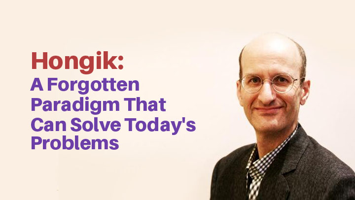 Hongik: A Forgotten Paradigm That Can Solve Today's Problems  with Emanuel Pastreich