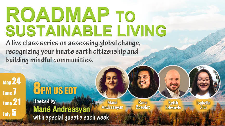 Roadmap to Sustainable Living