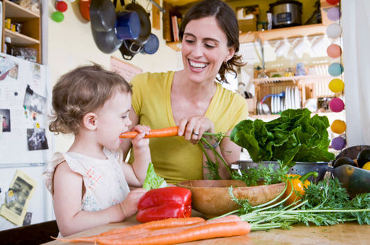 Perk Up Your Diet with Mindful Eating