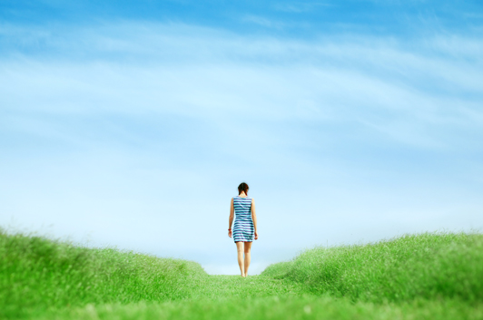 Unwind Your Mind with Walking Meditation