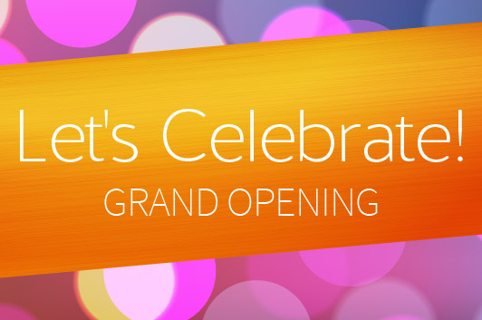 Welcome to Change Your Energys GRAND OPENING Celebration