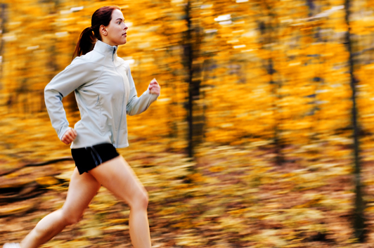 Change of SeasonsRev Up Your Metabolism for Autumn