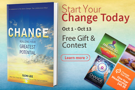 Start Your Change Today with the Change Book Launch Contest