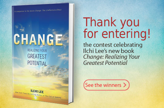 Change Book Launch Contest Winners