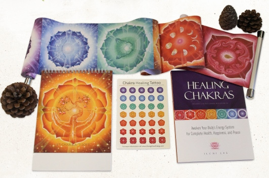 New Chakra Healing Tools to Give You an Energy Boost