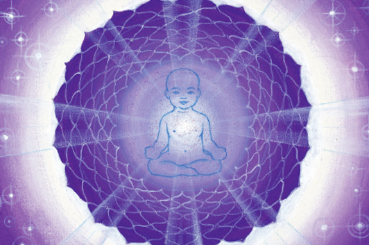 Go Cosmic with Crown Chakra Consciousness