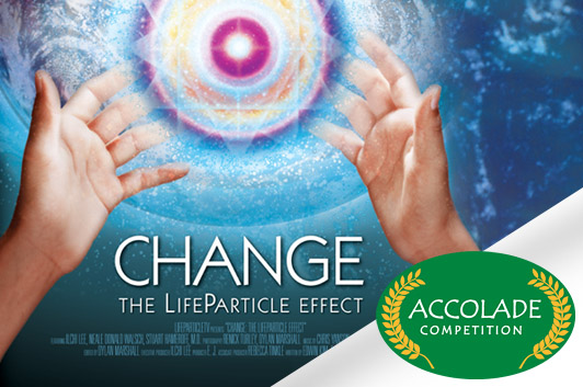 Change Film Recognized for Craft and Creativity in International Competition