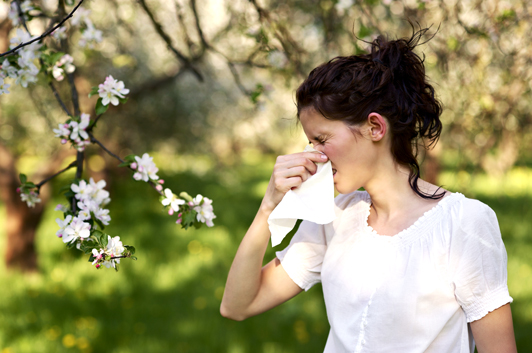 Stand Up to Seasonal Allergies with Energy Medicine