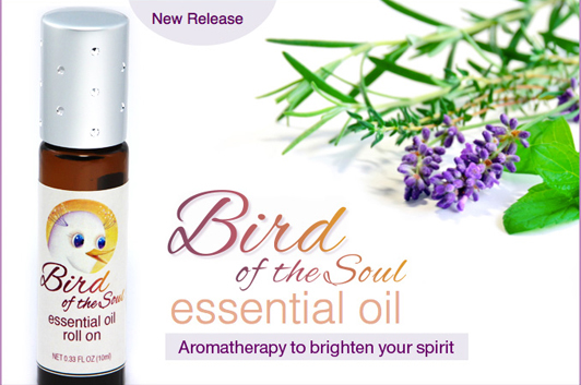 Essential Oil Blend Inspired by Bestselling Author Ilchi Lees Latest Book