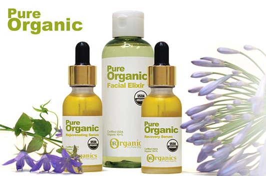Add Pure Organic Skincare Products to Your Wellness Regimen