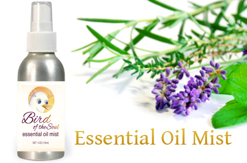 Essential Oil Now Comes in Spray Mist