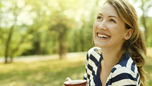 Reverse Aging with Joyful Presence and Future Hopes