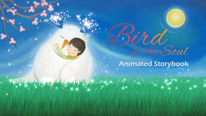 New Animated Bird of the Soul Storybook