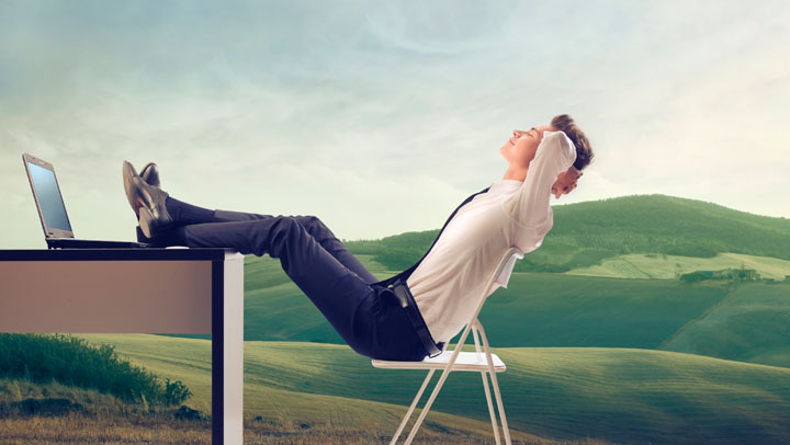 How to Be More Productive By Doing Nothing