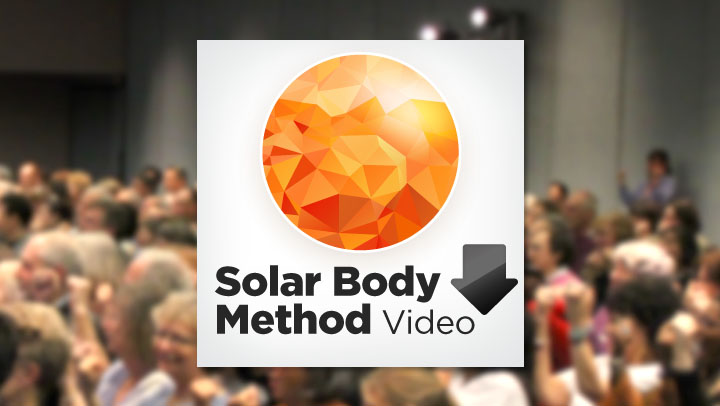 Fire Up Your Life with Solar Body Method Join the Campaign