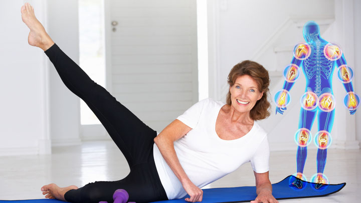 6 Great Exercises for Healthy Joints Bones