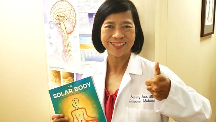 Dr. Beauty Swe on Solar Body Method and Patient Care