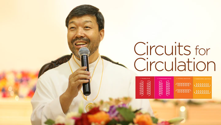 Webinar Solar Body Circuit Healing with Byukwoon Part 1 of 3