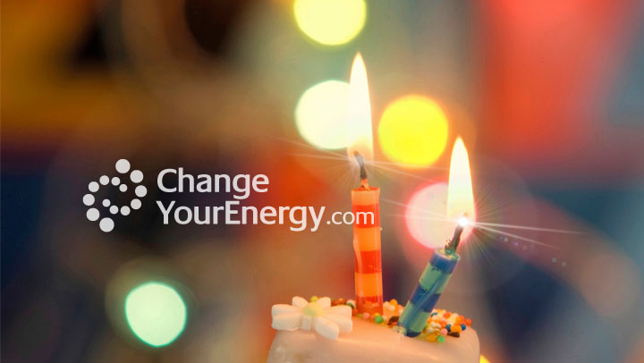 ChangeYourEnergycom is Now 2 Years Old