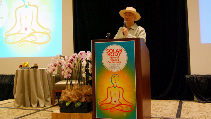 Partnership in Health and Practice Highlight of Los Angeles Natural Healing Conference