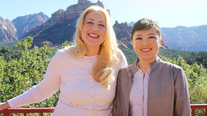 The NEW Spirit Based LifeAdvice Talk Show The Heart of Sedona